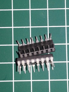 41256 dram with pin 4 cut