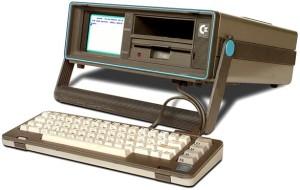 the Commodore SX-64