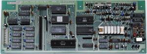 Commodore SX64 CPU Board 251102 REV 1