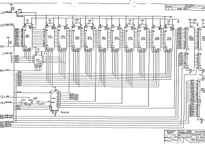 schematic 324001 VIC 20 Sheet 3 of 3