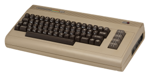 Commodore-64-Computer