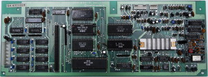 Commodore SX64 CPU Board 251102 REV A
